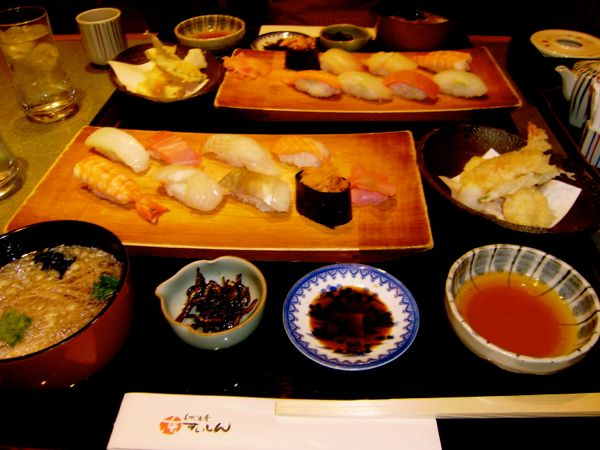Viaje a Japon: Sushi