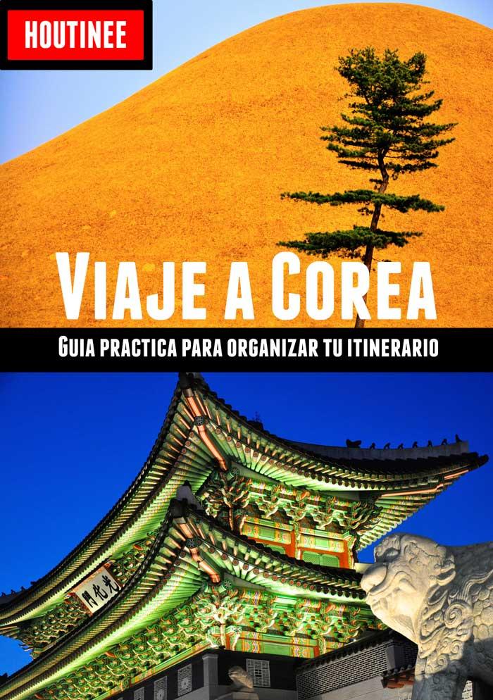 Promoción: eBook para viajar a Corea del Sur gratis para iPad