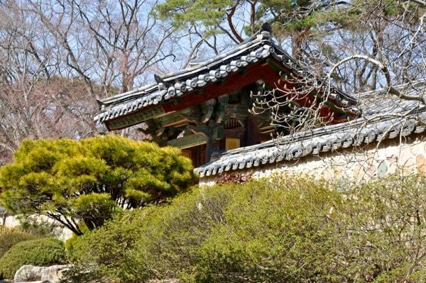 Templo Bulguksa Gyeongju