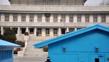 Frontera con Corea del Norte