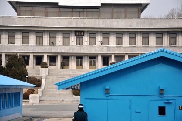 Frontera Corea del Norte