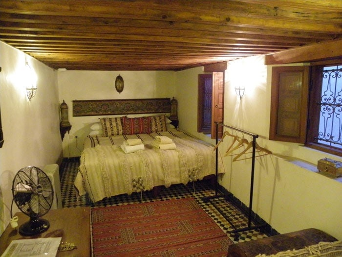 Viajar barato: Riad en la ciudad de Fez, Marruecos
