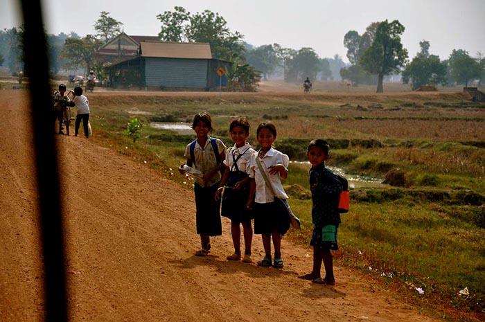 ¿Cuál es la mejor época para viajar a Camboya?