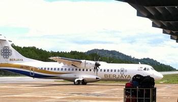 Vuelos Malasia: Berjaya Air