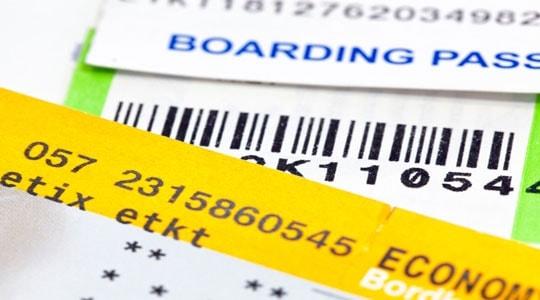 ¿Cuándo podemos reclamar el reembolso de los gastos de un billete de avión?