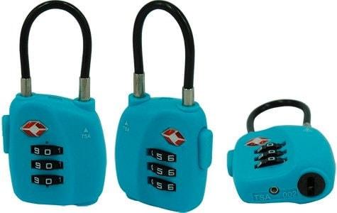 Un candado para maletas y mochilas que cumpla con la normativa de la TSA