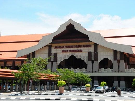 Sultan Mahmud Airport (TGG)
