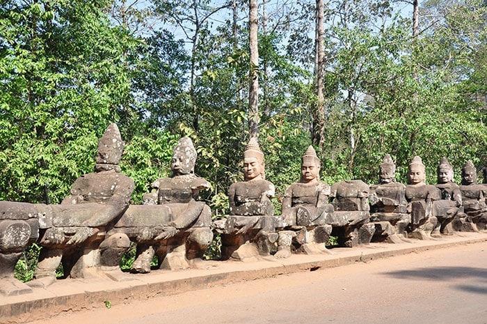 El aeropuerto de Siem Reap en Camboya: aerolíneas e información para llegar a Angkor