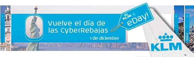 Ofertas KLM billetes avion