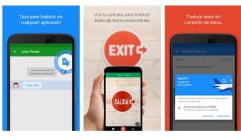 Descargar la aplicación Traductor de Google para traducir el japones