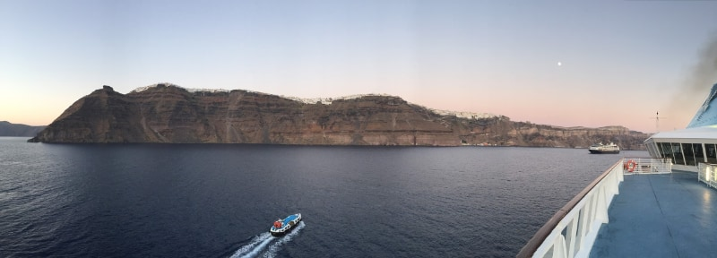 Crucero Grecia