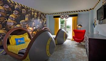 10 hoteles para niños que harán volar su imaginación