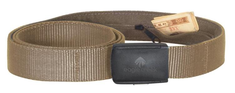 ¿Quieres saber cuál es el cinturón monedero perfecto con cremallera para llevarte de viaje y guardar dinero en efectivo (billetes)?