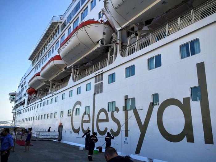 Crucero con Celestyal Cruises por las Islas Griegas