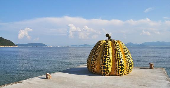 Naoshima: El Mar interior de Japón