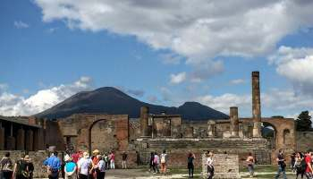 Recorriendo los alrededores del Vesubio con nuestras gemelas: lo mejor de la semana