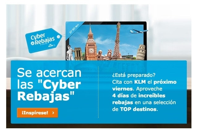 Black Friday: Ofertas en billetes de avión