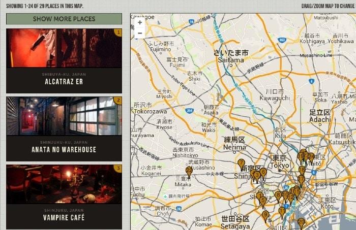 Atlas Obscura, la página web de viajes para encontrar los sitios más raros y peculiares