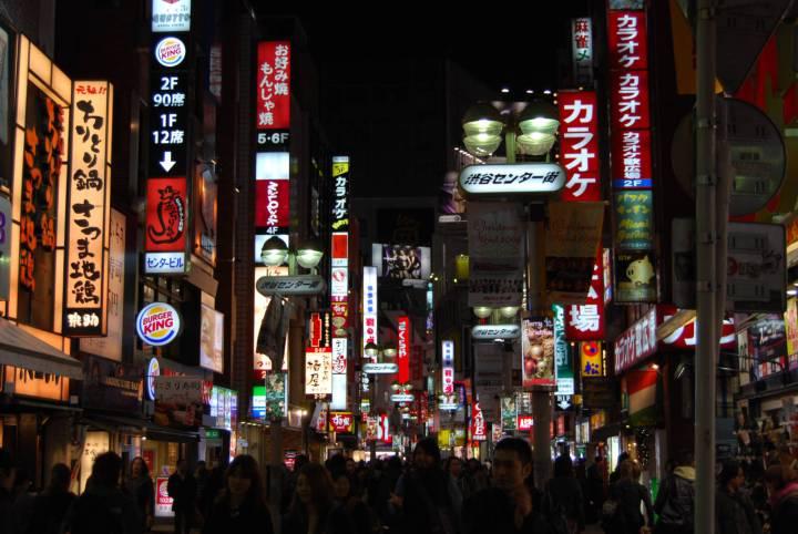 Porque es seguro viajar por Japón