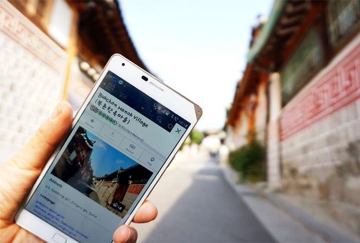 Los turistas que visiten Corea del Sur podrán alquilar smartphones gratis para su viaje