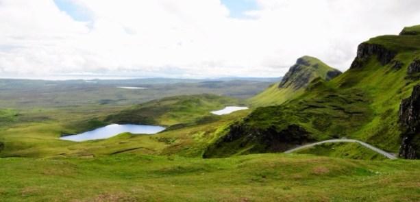 Escocia Isla de Skye Quiraing