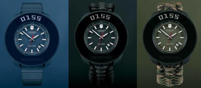 Victorinox CYBERTOOL convierte tu reloj en un SmartWatch