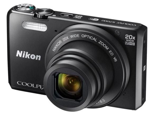Nikon Coolpix S7000 – una cámara compacta con un zoom perfecto para viajeros