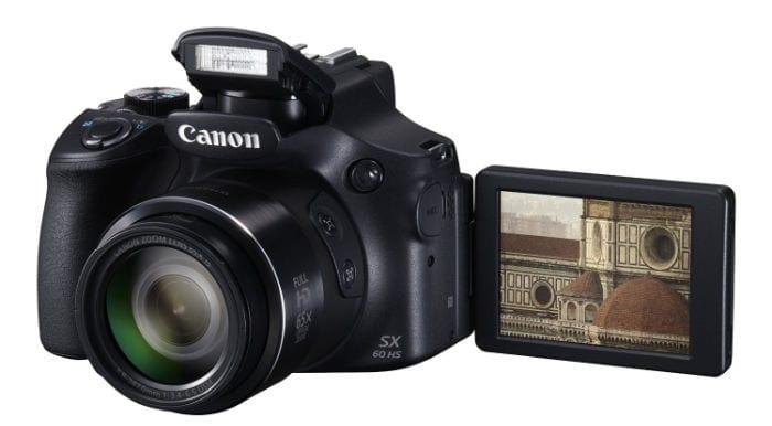 Canon PowerShot SX60 HS: pon un zoom 65x en tu próximo viaje