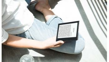 Kindle Oasis, eReader
