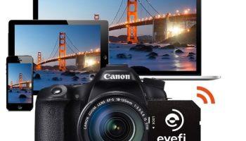 Eye-Fi MobiPro - Tarjeta de memoria SecureDigital WiFi de 32 GB