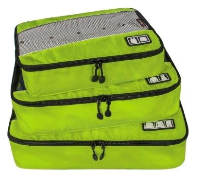 3 organizadores de maleta de Ecosusi
