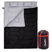 Los 3 mejores sacos de dormir dobles para parejas enamoradas que van de camping
