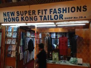 Dónde comprar o hacerse trajes en Hong Kong