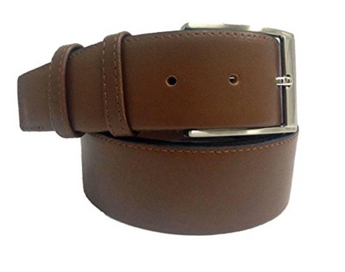 Cinturon de piel para guardar dinero de Yojan