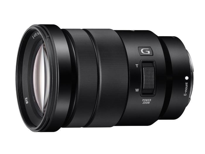 Sony SEL-P18105G G OSS - Objetivo para Sony/Minolta (distancia focal 18-105mm, apertura f/4)
