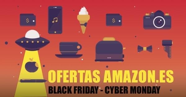 Ofertas Black Friday y Cyber Monday 2018