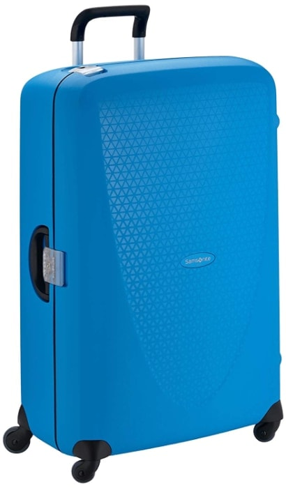 Samsonite Termo Young Spinner Maleta, 85 cm, 120 L, Azul (Electric Blue)