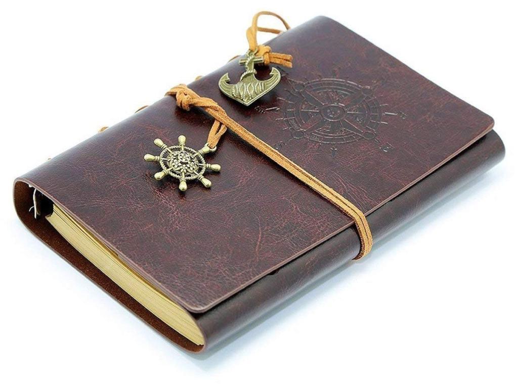 Cuaderno de viaje Retro Vintage HGHC