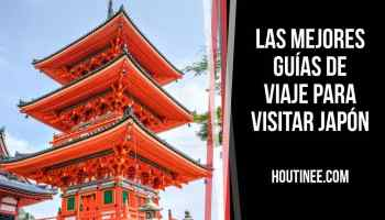 mejores guías de viaje para visitar Japón