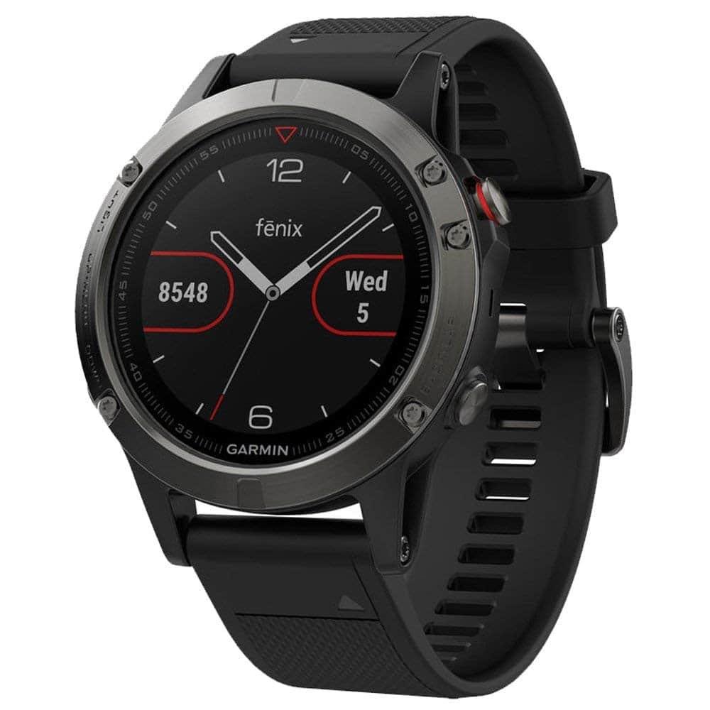 Garmin Fenix 5: el reloj para llevar de aventuras