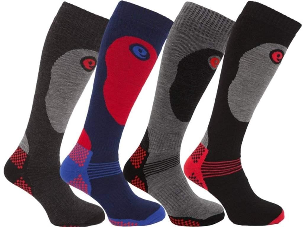 Calcetines HDUK Mens Socks (4 pares)
