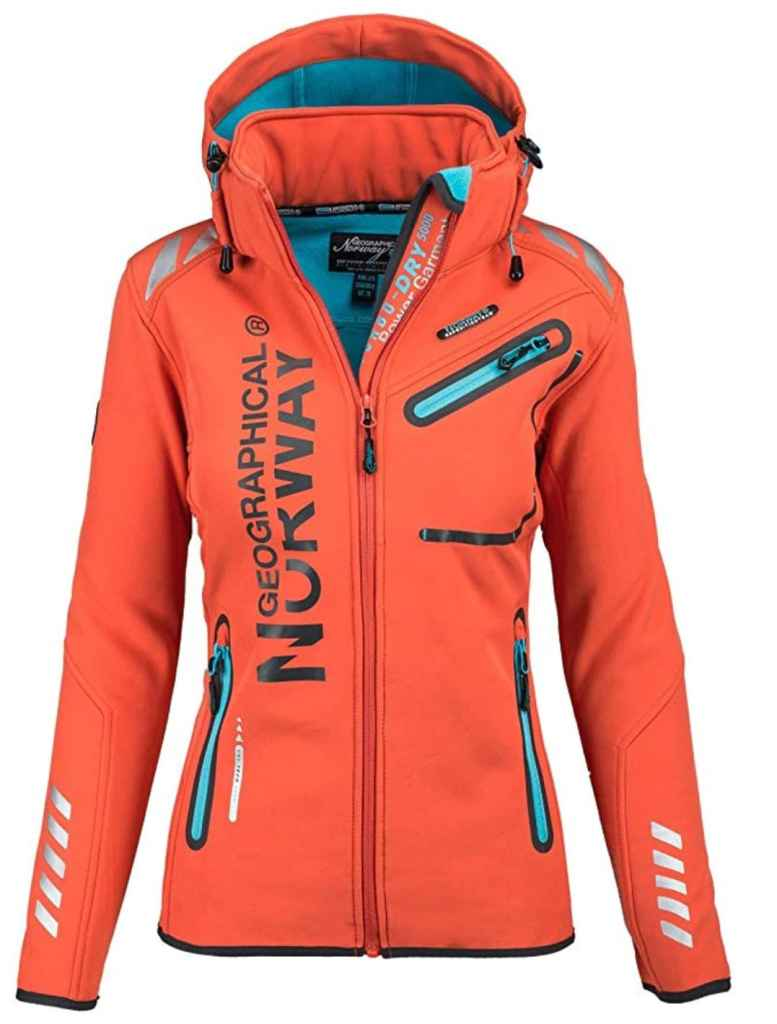 Geographical Norway Lady