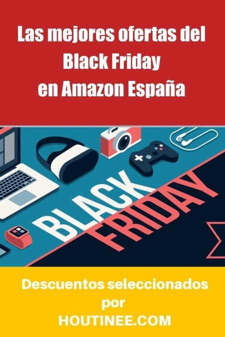 Los mejores descuentos del Black Friday en Amazon España