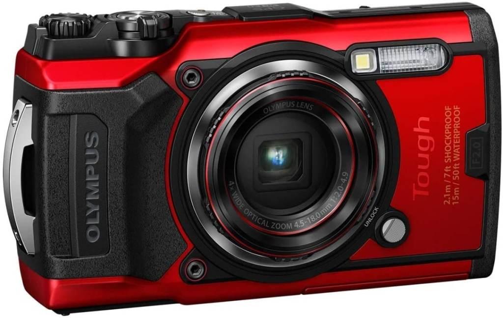 Olympus Tough TG-6 cámara de acción