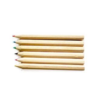 bij het boekenlegger knutselpakket krijg je ook leuke potloodjes