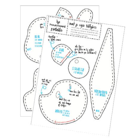 voorbeeld van de printable pdf twee pagina