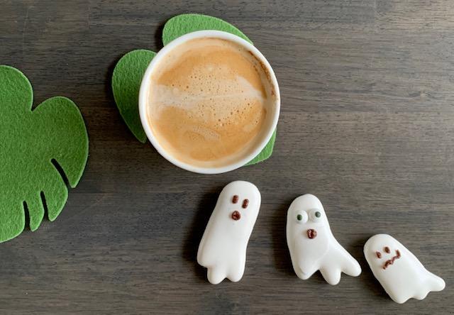 griezelig lekker spookjes-snoep maken