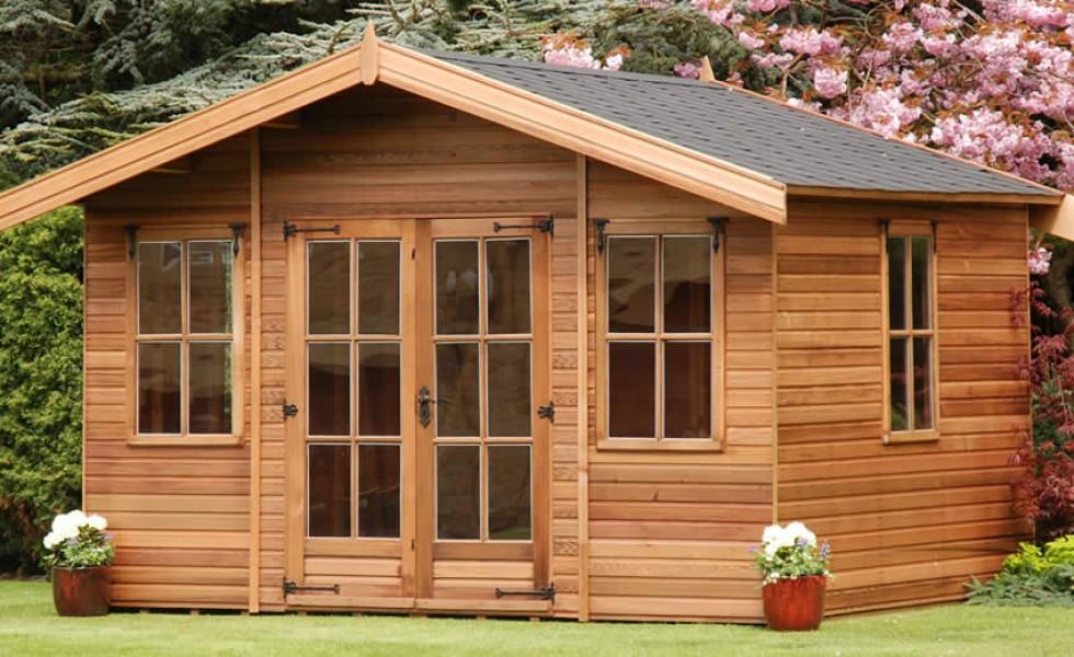 Garden Summer House Design Ideas