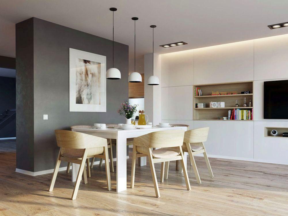 Scandinavian Style Dining Rooms  Vibrant Minimalist