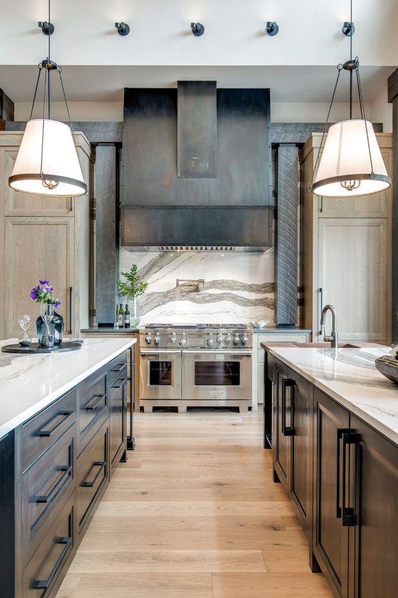 20 Awesome Kitchen Ideas Beautiful Designer Kitchens Houzewize